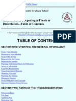 Guidelines for Preparing a Thesis or Dissertation Nmsu Edu