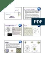 Tema Orientación-La Brújula-Proyecciones Geografía 2013-14