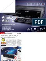 Amiko HD Receiver