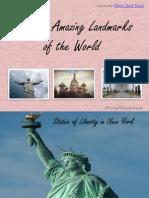 35 Most Popular Landmarks 3856267