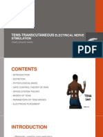 Tens-transcutaneous Electrical Nerve Stimulation
