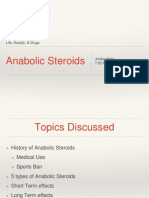 anabolic steroids powerpoint