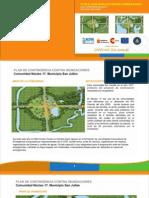 Plan de contingencia contra inundaciones. Municipio San Julián