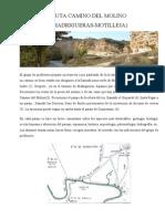 Ruta Camino Del Molino
