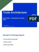 SIG09 ToolsSIG Architecture