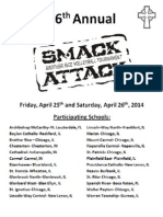 2014 Smack Attack Program