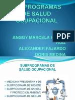 Diapositivas de Salud Ocupacional