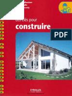 Les Cles Pour Construire - Collection Eyrolles
