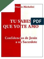 Confidencias de Jesús a Un Sacerdote