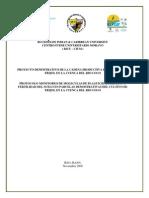 Protocolo Monitoreo Parcelas Demo Frijol