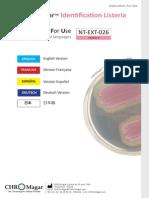 Chromagar Listeria
