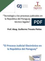 1 El Proceso Judicial Electronico en La Republica Del Paraguay Cej
