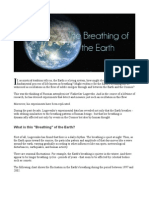 The Breathing of the Earth