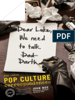 Dear Luke, We Need to Talk, Darth by John Moe - Excerpt