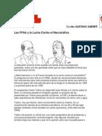 G. Gorriti opina sobre FFAA en lucha contra el narcotráfico