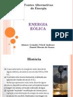 Energia e ó Lica Final
