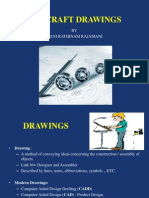Aircraft Drawings Basics