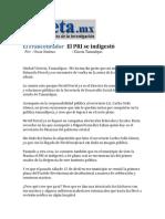 21-04-2014 Gaceta.mx - El Francotirador   El PRI se indigestó .