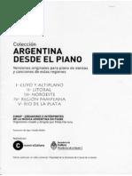 Argentina Desde El Piano