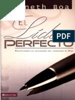 Kenneth Boa - El Lider Perfecto