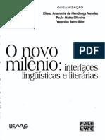 O Novo Milênio - Interfaces Linguísticas e Literárias