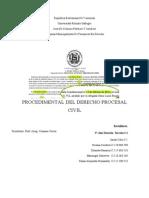 Trabajo Yomaira Informe Procesal Civil