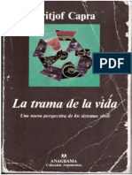 84958795 Capra Fritjof La Trama de La Vida
