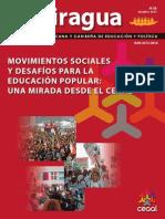 Revista La Piragua N° 38