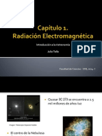 Capitulo 1 - Radiación Electromagnética