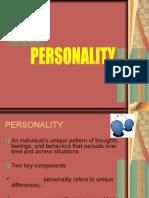 Personality Presentation