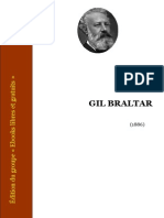 Verne Jules Gil Braltar