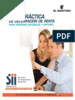 Guia Practica Declaracion de Renta 2014