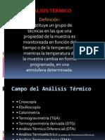 Curso an Lisis T Rmico 2012 1