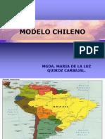 Ma de La Luz QuirozModelo Chileno