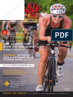 Rookie Triathlon Event Guide 2014