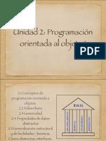 2 Programacio n Orientada a Objetos I