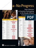 Soros No Data No Progress 20100628
