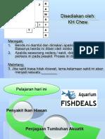 Chew mininava - Tahun 5 KBSR Kemahiran Hidup-Penyakit ikan hiasan