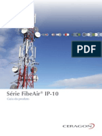 Ceragon FibeAir IP-10 Series Product Guide Brochure Portuguese