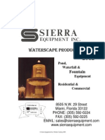 Waterscape Catalog
