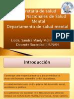 Departamento de Salud Mental