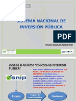 Presentacion Snip