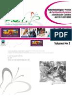 Vol. 2 Ruta Metodológica y Socialización