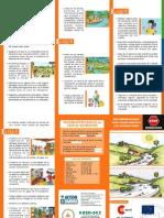 Recomendaciones básicas para hacer frente a inundaciones. Proyecto DIPECHO Río Grande