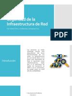 Seguridad de La Infraestructura de Red