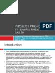 CRM Project Paper