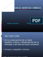 Insuficiencia Hepatica Crónica