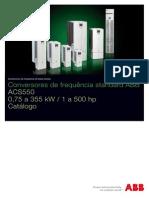 Pt Acs550catalogrevm Manual