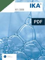 Ika Catalog 2007 s