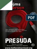 Deveta Presuda - James Patterson